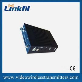 China transmissor sem fio video audio do carro de 20W COFDM HDMI com compressão H.264 video fábrica